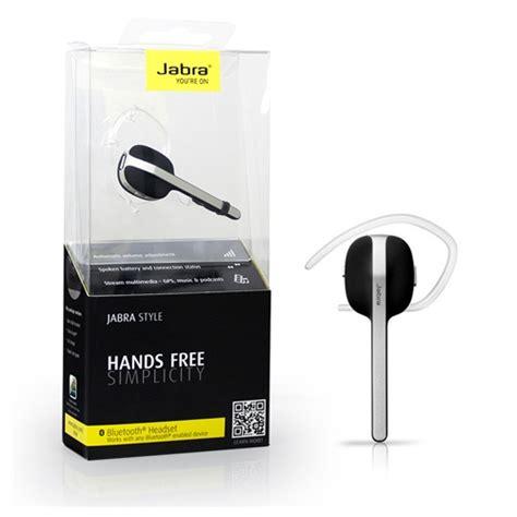 Handfree Bluetooth Wireless Jabra Steel Original genuine original jabra style bluetooth headset wireless