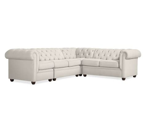 pottery barn chesterfield sectional pottery barn 25 off sale save furniture home decor