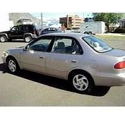 1998 Toyota Corolla LE FOR SALE 116k Miles Woodysbodyshop