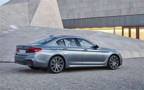 bmw 5 or 7 series 2017 bmw 5 series drive review the middle