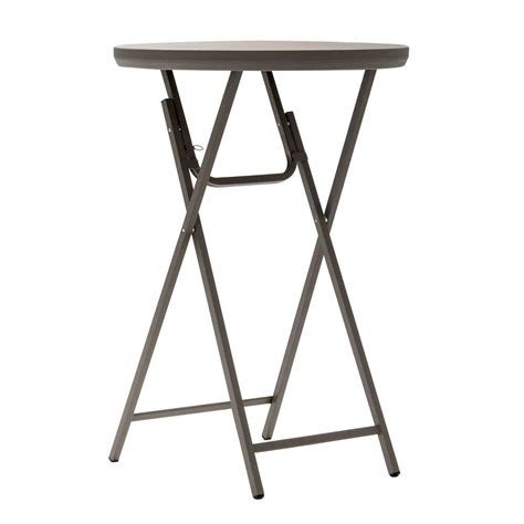 24 x 48 folding table home depot lifetime 24 in x 48 in almond adjustable height