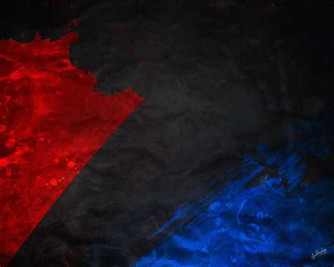 wallpaper black red blue red and blue wallpaper by subhadipkoley on deviantart