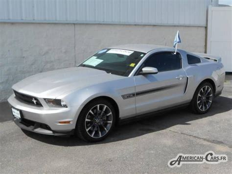 mustang california special 2012 ford mustang gt california special 2012 voiture d