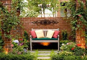 Gardening In Small Spaces Ideas Small Space Garden Ideas