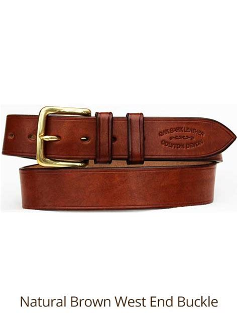 Handmade Leather Belts Uk - 1 189 quot bridle handmade leather belt bespoke belt made to order