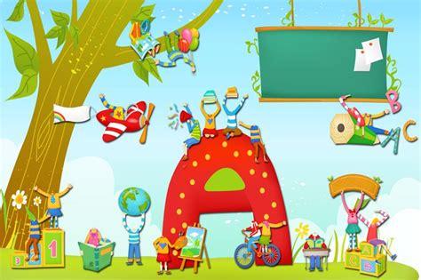 imagenes infantiles escolares a color fondos infantiles fondos de pantalla