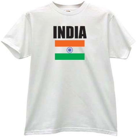 T Shirts India Us Flag T Shirt India