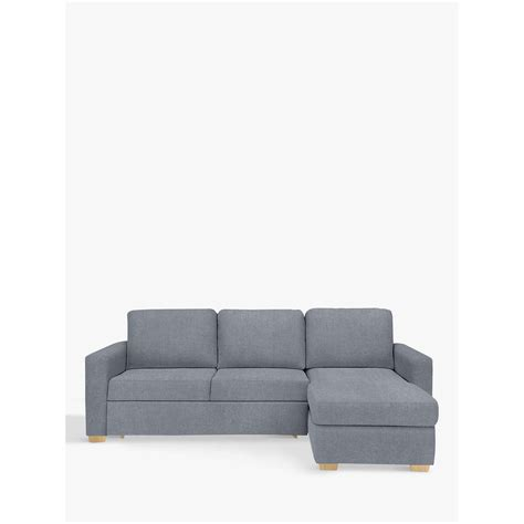 sofa bed large lewis sacha large sofa bed with foam mattress light
