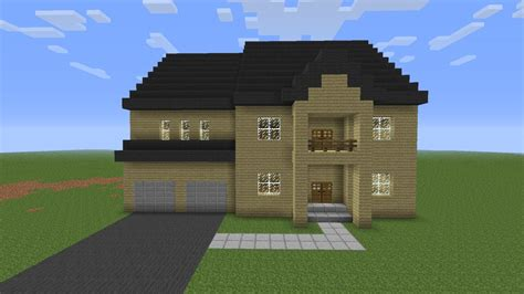 minecraft realistic house realistic suburban house minecraft project