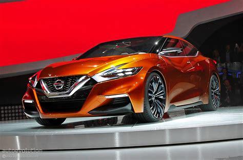 nissan sport coupe nissan sport sedan concept previews the 2016 maxima live
