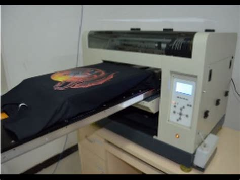 Printer Dtg Epson A3 a3 dtg 1800 best t shirt printer oprintjet