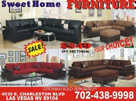 couches for sale las vegas take your new furniture home today w only 40 down