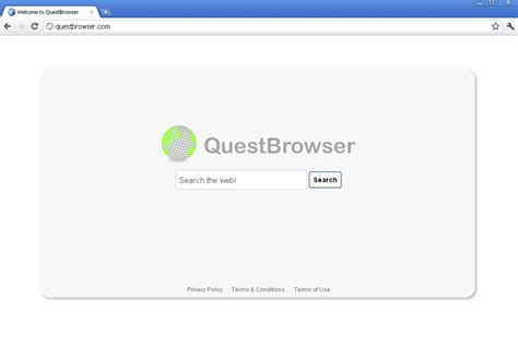 Remove Questbrowser Com Removal Guide Search Engine Website Template