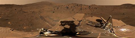 spirit mars rover cameras space images spirit mars rover in mcmurdo panorama