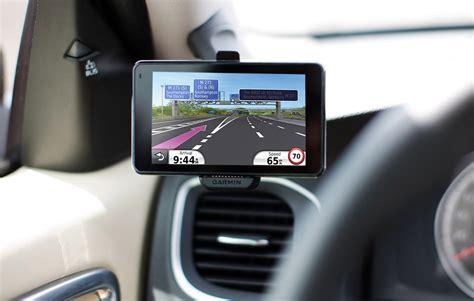 entire volvo range  offered  portable garmin gps navigation