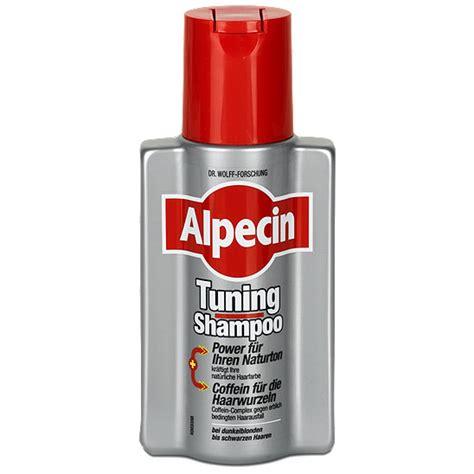Shoo Alpecin alpecin tuning shoo spezialpflege im dm shop
