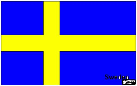 garden an coloring book books sweden flag coloring page printable sweden flag