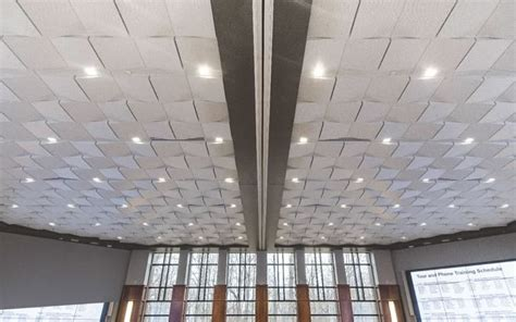 Suspended Acoustic Ceiling Panels by Ceiling Products Wall Panels Suspended Ceilings Wood