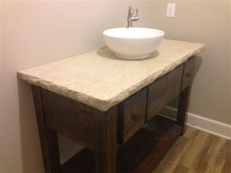 concrete countertops bathroom on concrete 28 images