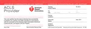 cpr card template bls certification houston template cpr safety
