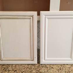 Glazing Kitchen Cabinets Before And After by Painting Kitchen Cabinets Before After Mr Painter