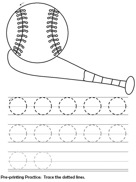 circle coloring pages preschool line tracing sheets circles kids program learning