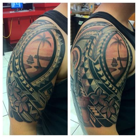 guam tribal tattoo designs guam tribal meanings guam tribal meanings