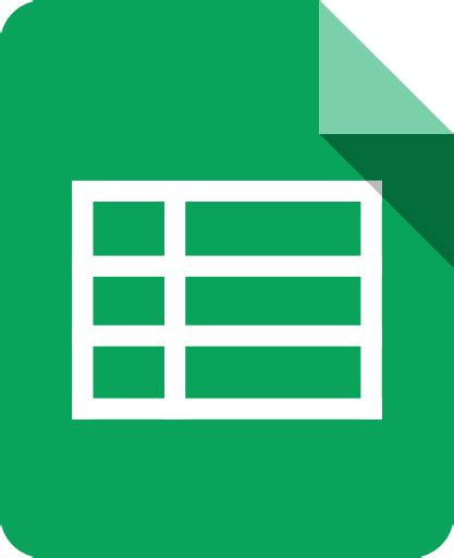 Control Alt Achieve Have Students Build Learning Databases With Google Sheets Sheets Pixel Template