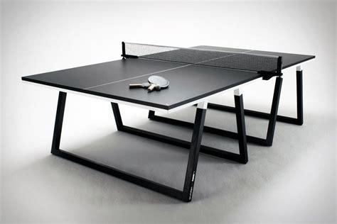 modern ping pong table a segunda mesa de ping pong mais bonita do mundo obs a