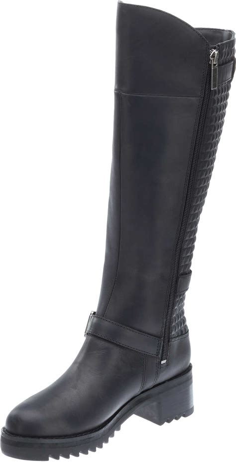 Harley Davidson Women S Kedvale Knee High Leather