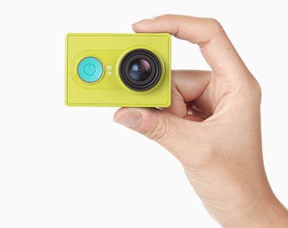Gopro Xiaomi Second xiaomi s gopro rival is here called the yi lowyat net