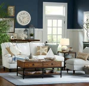 Coastal Living Room Inspiration Coastal Decor Inspiration From Birch Shop The Look