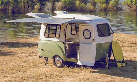 Scamp Floor Plans by Best Light Travel Trailer