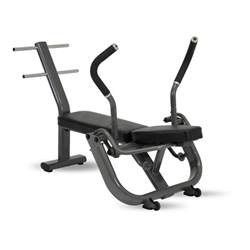 stomach bench inspire fitness abdominal bench