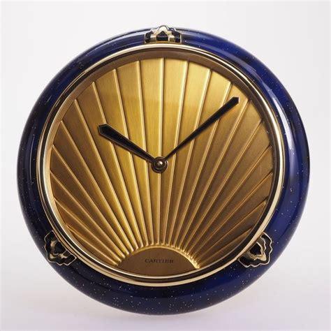 orologi da tavolo cartier cartier d 233 co orologio da tavolo catawiki
