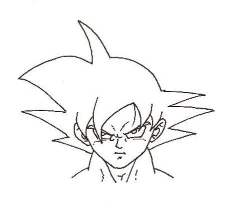 imagenes para dibujar faciles a lapiz de goku imagenes para dibujar a lapiz faciles de goku imagui