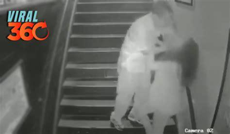 camara de seguridad registro el momento de la pelea y el disparo siglo tv el siglo de torre 243 n