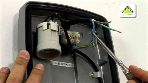 apliques luz exterior leroy merlin instalar apliques y plafones de exterior leroy merlin