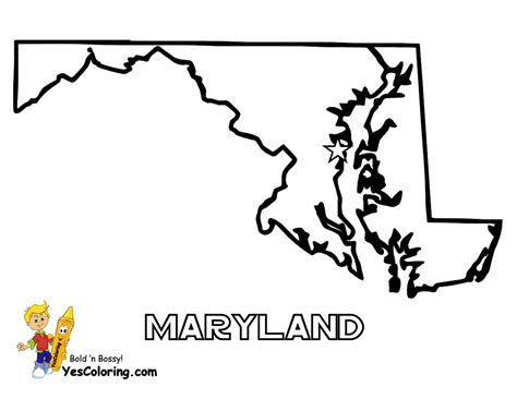 maryland will template free map of each state alabama maryland state maps