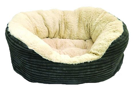 jumbo dog bed rosewood jumbo cord plush dog bed