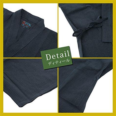 Sleep Cat Navy Sweater Babyterry Motif Sablon Size L edoten s japan kimono 705 jinbei fujin raijin nami