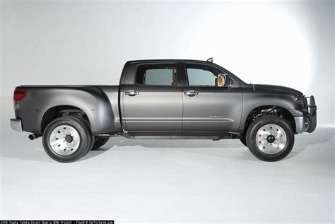 Toyota Hd Truck Toyota Tundra Diesel Dually Photos Photogallery With 6