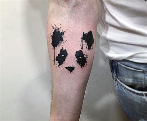 watercolor tattoos panda 100 panda designs for manly ink ideas