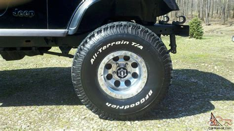 Jeep Cj7 Wheels And Tires 1980 Jeep Cj7 Laredo