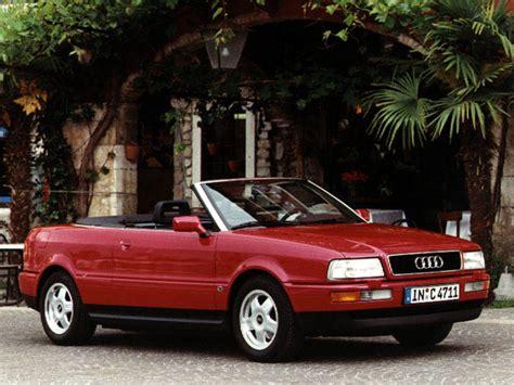 Audi Cabriolet Parts by Audi Cabriolet 2 3 1991 Parts Specs