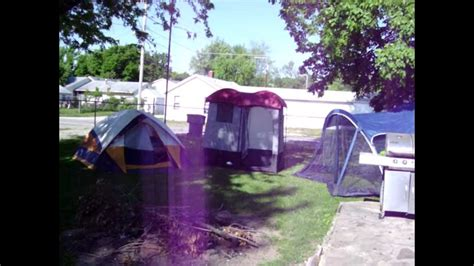 vacation camping set  northwest territories shower tent coleman solar youtube