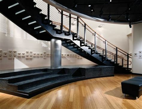 Granite Stairs Design 101 Modern Stairs Appear As Eye Catcher In Your Home Fresh Design Pedia