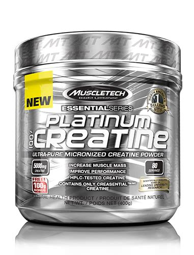Muscletech Platinum Creatine 400 Gram 1 platinum 100 creatine muscletech