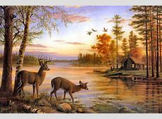 Deer Backgrounds Pictures - Wallpaper Cave Whitetail Buck Drawings