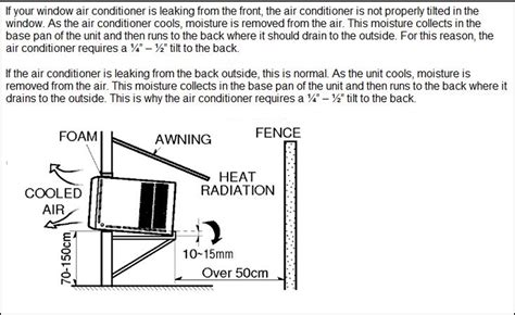 proper wiring techniques lg how to tips window type aircon proper installation